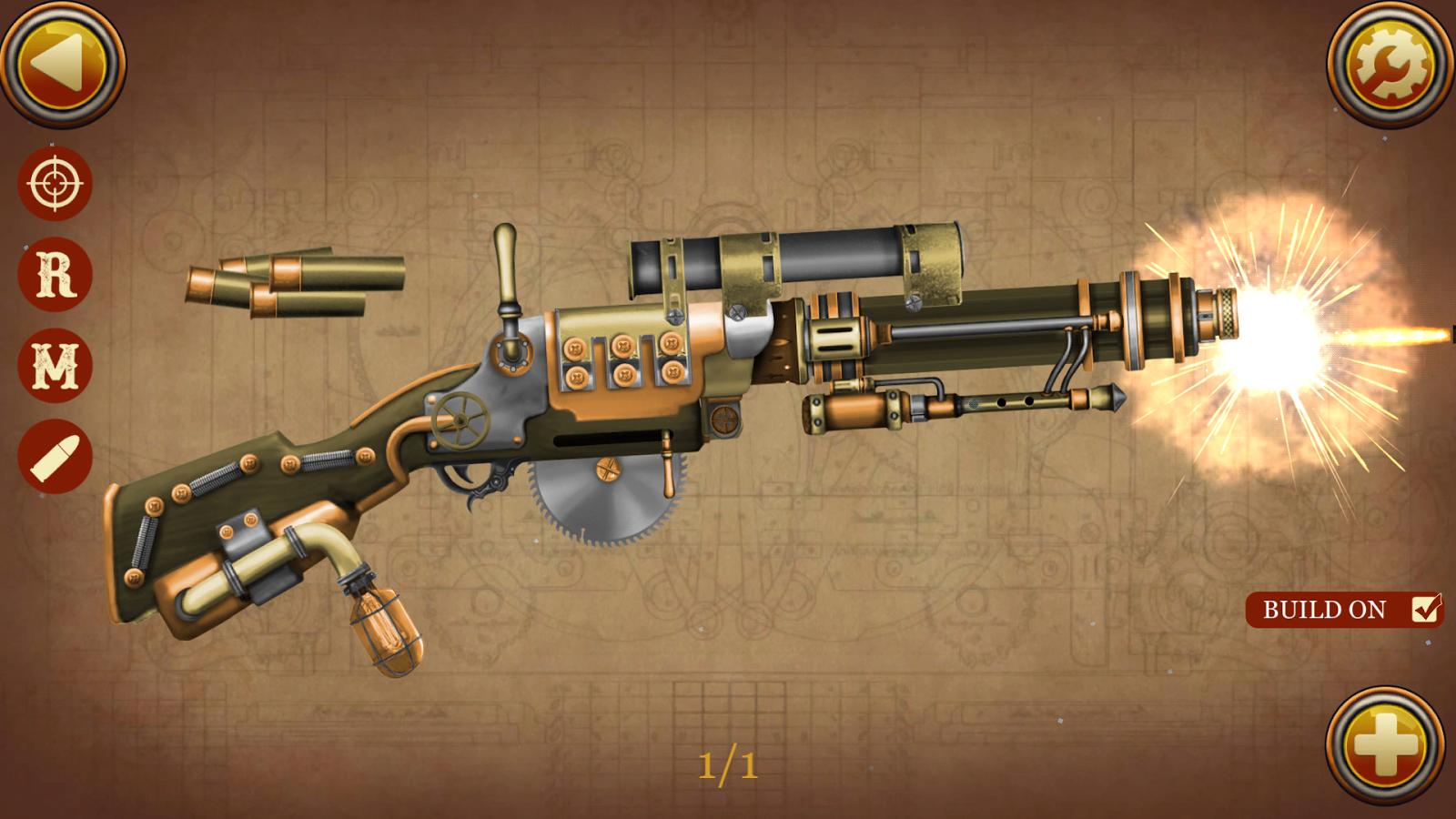 Steampunk Vibrator Pistole — foto 5